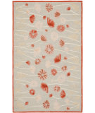 RugStudio presents Martha Stewart By Safavieh Msr3627 Poppy Glossary B Hand-Tufted, Good Quality Area Rug