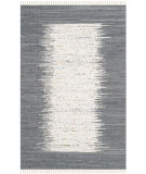 RugStudio presents Safavieh Montauk Mtk711g Ivory / Grey Woven Area Rug