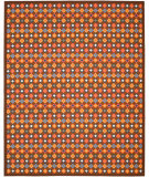 RugStudio presents Safavieh Metropolis MTP529-2591 Brown / Multi Machine Woven, Good Quality Area Rug
