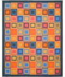 RugStudio presents Safavieh Metropolis MTP531-6591 Blue / Multi Machine Woven, Good Quality Area Rug