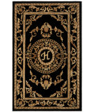 RugStudio presents Safavieh Naples NA516H Black Hand-Tufted, Good Quality Area Rug