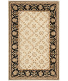 RugStudio presents Safavieh Naples NA521A Ivory / Black Area Rug