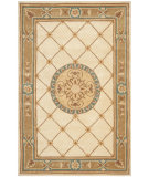 RugStudio presents Safavieh Naples NA523B Ivory / Caramel Area Rug