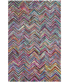 RugStudio presents Safavieh Nantucket Nan311a Multi Hand-Hooked Area Rug