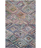 RugStudio presents Safavieh Nantucket Nan314a Multi Hand-Tufted, Better Quality Area Rug