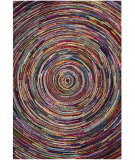 RugStudio presents Safavieh Nantucket Nan315a Multi Hand-Hooked Area Rug