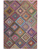 RugStudio presents Safavieh Nantucket Nan317a Multi Hand-Tufted, Better Quality Area Rug