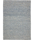 RugStudio presents Safavieh Natural Fiber Nf448c Blue / Ivory Woven Area Rug
