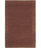 RugStudio presents Safavieh Natural Fiber Nf451a Brown / Rust Woven Area Rug