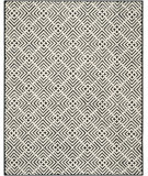 RugStudio presents Safavieh Newport Npt436b Black / White Hand-Hooked Area Rug