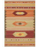 RugStudio presents Safavieh Navajo Kilim NVK176A Brown / Multi Area Rug