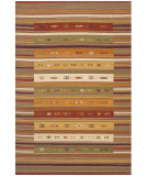 RugStudio presents Safavieh Navajo Kilim NVK178A Burgundy / Multi Area Rug