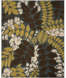 RugStudio presents Safavieh Newbury Nwb8698 Blue / Brown Machine Woven, Good Quality Area Rug