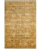 RugStudio presents Safavieh Oushak OSH118A Beige / Rust Hand-Knotted, Best Quality Area Rug