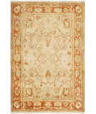 RugStudio presents Safavieh Oushak OSH122A Ivory / Rust Hand-Knotted, Best Quality Area Rug