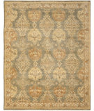 RugStudio presents Safavieh Oushak OSH125A Grey / Ivory Hand-Knotted, Good Quality Area Rug