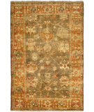 RugStudio presents Safavieh Oushak OSH144A Brown / Rust Hand-Knotted, Best Quality Area Rug
