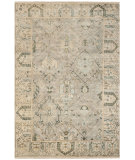 RugStudio presents Safavieh Oushak OSH561B Grey / Ivory Area Rug