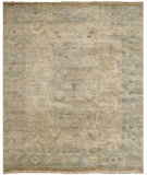 RugStudio presents Safavieh Oushak OSH562A Brown / Blue Area Rug