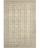 RugStudio presents Safavieh Oushak OSH661A Grey / Linen Hand-Knotted, Good Quality Area Rug