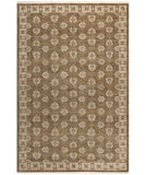 RugStudio presents Safavieh Oushak OSH711B Brown Hand-Knotted, Good Quality Area Rug