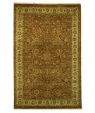 RugStudio presents Safavieh Old World OW299A Brown / Beige Hand-Knotted, Better Quality Area Rug