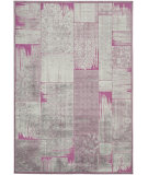 RugStudio presents Safavieh Paradise Par100-880 Purple - Fuchsia Machine Woven, Better Quality Area Rug