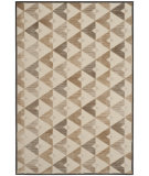 RugStudio presents Safavieh Paradise Par132-3340 Soft Anthracite - Cream Machine Woven, Better Quality Area Rug