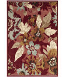 RugStudio presents Safavieh Paradise PAR148-220 Red / Multi Machine Woven, Good Quality Area Rug