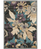RugStudio presents Safavieh Paradise PAR148-770 Grey / Multi Machine Woven, Good Quality Area Rug