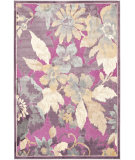 RugStudio presents Safavieh Paradise PAR148-880 Purple / Fuchisa Area Rug