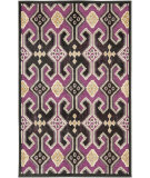 RugStudio presents Safavieh Paradise Par152-2380 Anthracite - Fuchsia Machine Woven, Good Quality Area Rug