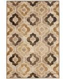 RugStudio presents Safavieh Paradise PAR165-604 Taupe / Multi Machine Woven, Better Quality Area Rug