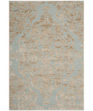 RugStudio presents Safavieh Paradise Par348-3470 Stone / Aqua Machine Woven, Better Quality Area Rug