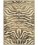 RugStudio presents Safavieh Paradise PAR83 CREME / BROWN Machine Woven, Better Quality Area Rug