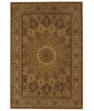 RugStudio presents Safavieh Persian Court Pc155a Ivory / Multi Hand-Tufted, Good Quality Area Rug