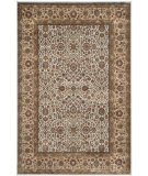 RugStudio presents Safavieh Persian Garden Peg606l Light Blue - Ivory Machine Woven, Better Quality Area Rug