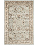 RugStudio presents Safavieh Persian Garden Peg607l Light Blue - Ivory Machine Woven, Better Quality Area Rug