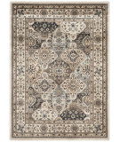 RugStudio presents Safavieh Persian Garden Peg609m Multi - Ivory Machine Woven, Better Quality Area Rug