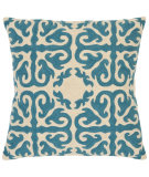 RugStudio presents Safavieh Pillows Alexis Blue Rain