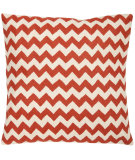 RugStudio presents Safavieh Pillows Jace Orange Sunburst