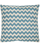 RugStudio presents Safavieh Pillows Jace Blue Rain