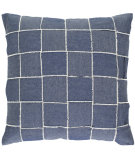 RugStudio presents Safavieh Pillows Leonardo Denim Blue