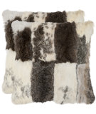 RugStudio presents Safavieh Pillows Angora Grey