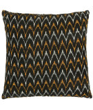 RugStudio presents Safavieh Pillows Deco Black/Gold