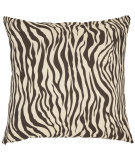 RugStudio presents Safavieh Pillows Frederick Ivory/Black
