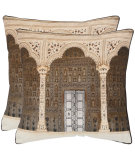 RugStudio presents Safavieh Pillows Novara Brown