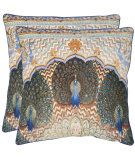 RugStudio presents Safavieh Pillows Raj Multi