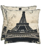 RugStudio presents Safavieh Pillows Paris Sand