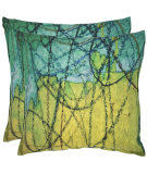 RugStudio presents Safavieh Pillows Volos Lemon / Lime